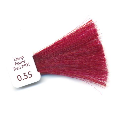 N0.55 - Deep Flame Red MIX