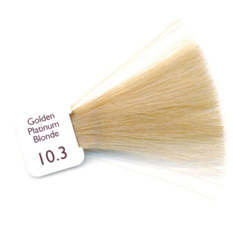 N10.3 - Golden Platinum Blonde