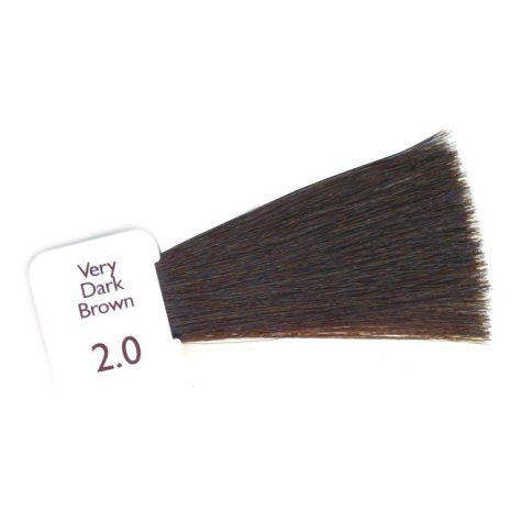 N2.0 - Very Dark Brown