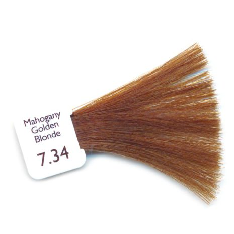 N7.34 - Mahogany Golden Blonde