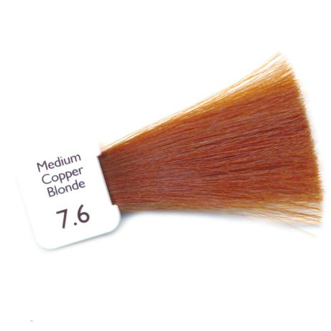 N7.6 - Medium Copper Blonde