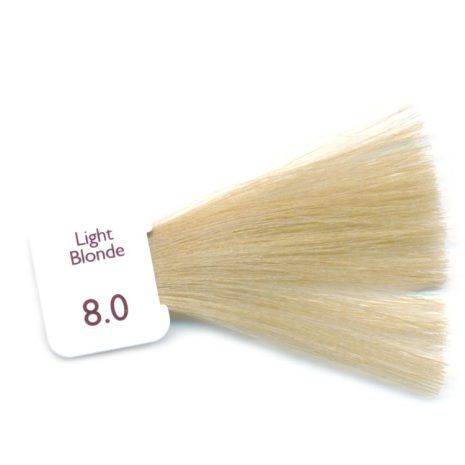 N8.0 - Light Blonde