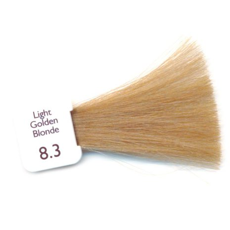 N8.3 - Light Golden Blonde