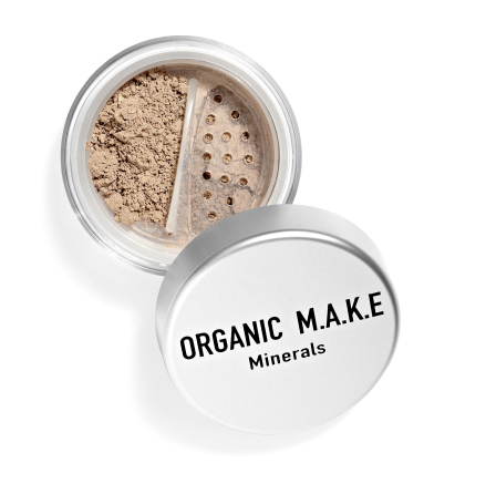 Dark Mineral Foundation