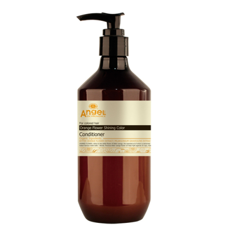 Orange Flower Shining Color Conditioner
